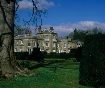 Great Saxham Hall
