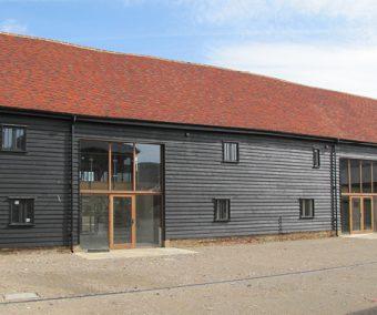 Widbury Hill Barn, Ware